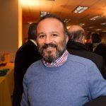 Alberto Benzaquen at Bill Peduto's Holiday Party