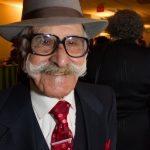 Salvatore Merante enjoys Bill Peduto's holiday party