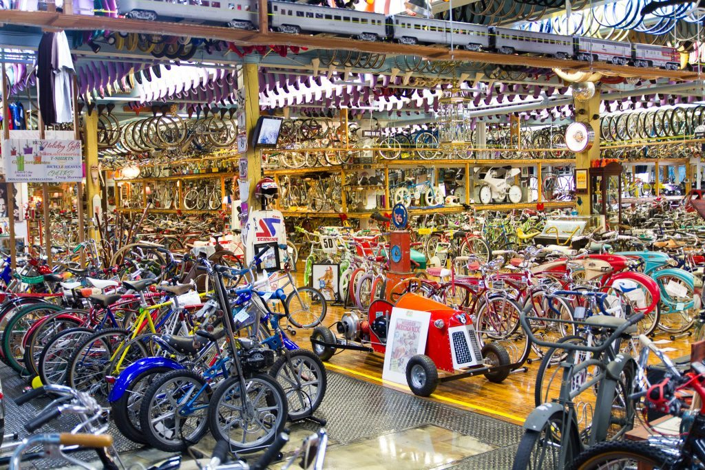 Bicycle Heaven Main Showroom
