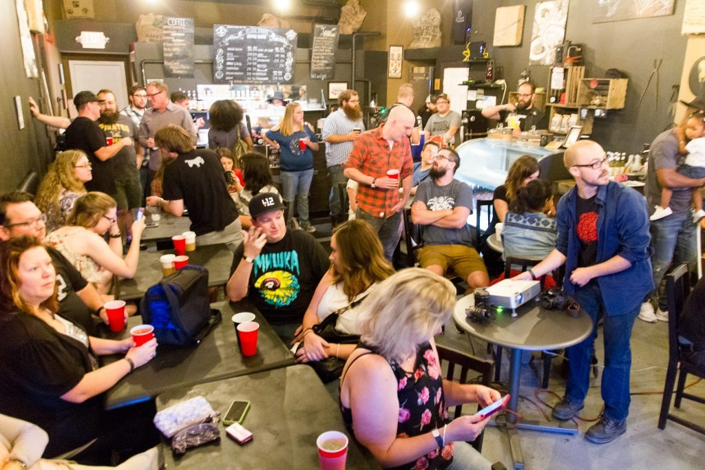 Black Forge Coffee Events