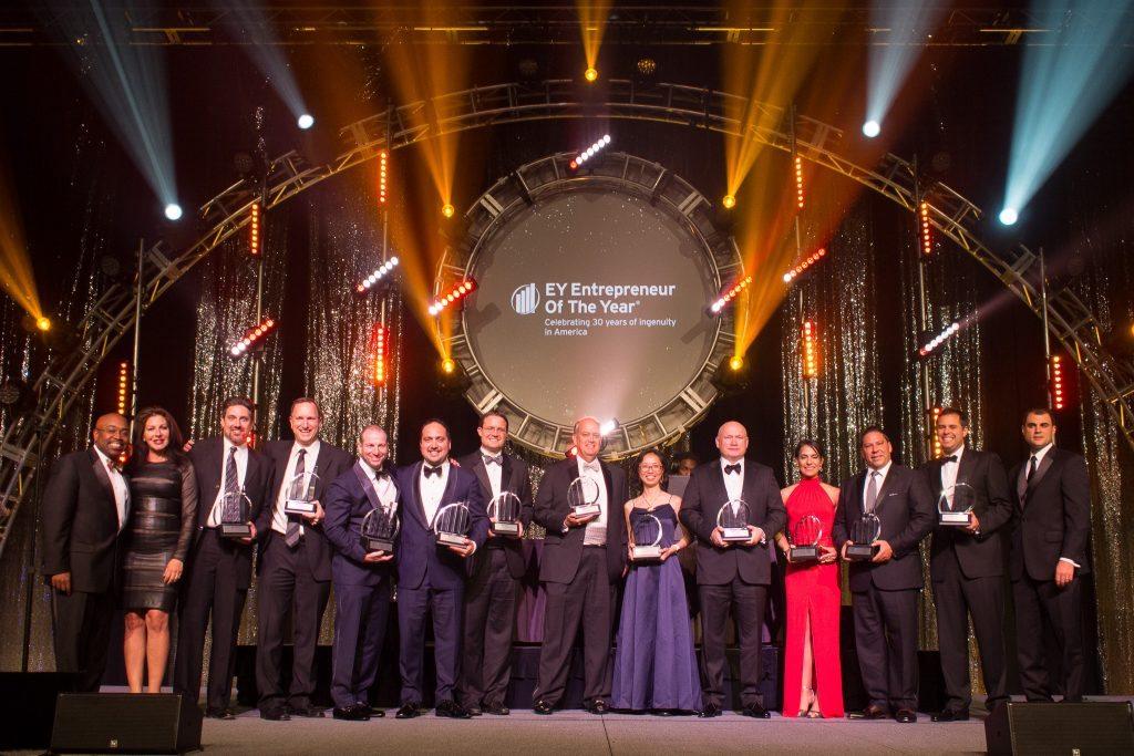 EY Gala Award Winners for 2016