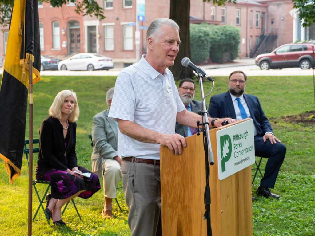 Art Rooney II Speaking